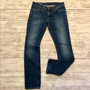 BULLHEAD Skinniest Men's #090233 Skinny Jeans 32